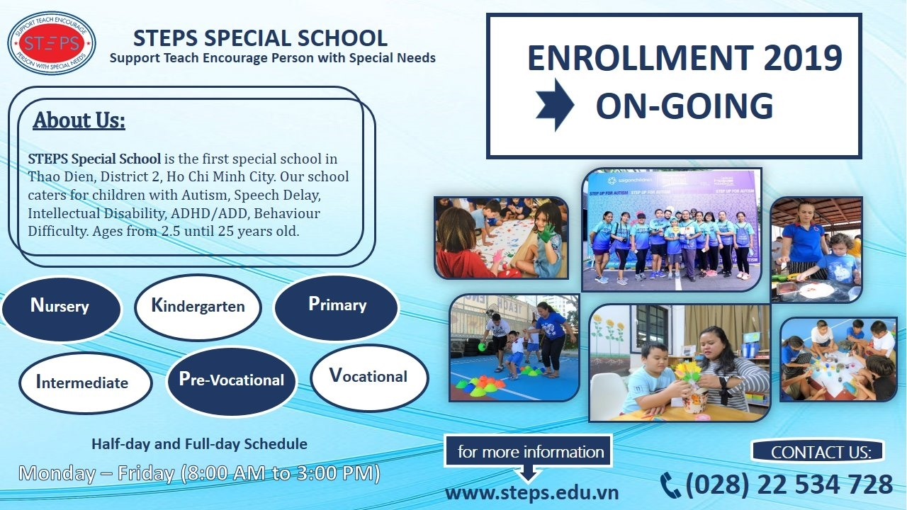 ENROLLMENT for Academic Year 2019-2020 ON GOING